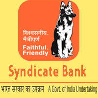 syndicate bank recruitment