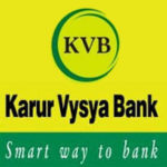 KVB Karur Vysya Bank Recruitment
