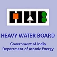 HWB Heavy Water Board Recruitment