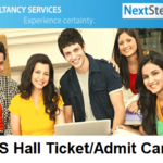 TCS Hall Ticket