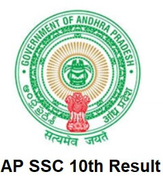 AP SSC 10th Result 2019