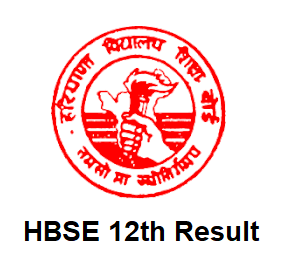 Haryana HBSE 12th Result