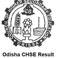 Odisha CHSE Result 2020 (Released) today @ www.chseodisha.nic.in