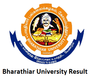 Bharathiar University Result 2019
