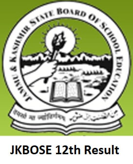 JKBOSE 12th Result 2019