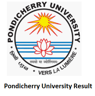 Pondicherry University Result 2019