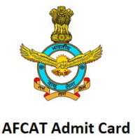 AFCAT Admit Card 2020 (Released) – Download @ www.afcat.cdac.in