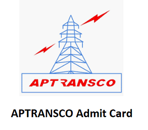 APTRANSCO Admit Card 2019