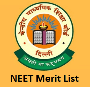 NEET 2019 Merit List