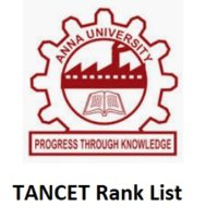 TANCET Rank list 2019 | Check MBA/MCA and ME/M.Tech Rank list here.