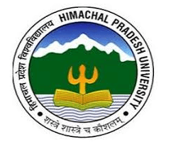 Himachal Pradesh University HPU Recruitment