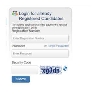 IBPS RRB Admit Card Step