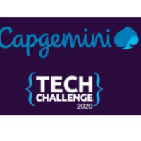 Capgemini Tech challenge 2020-Win Dream Job+ Prizes